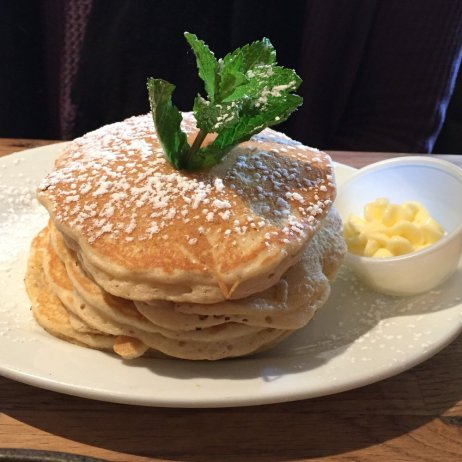 Silver Dollar Pancakes