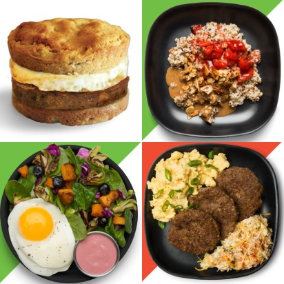 Snap Kitchen Breakfast |