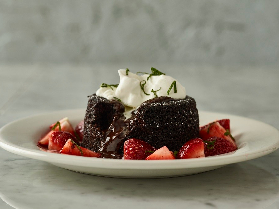 Bonefish Grill - Chocolate Lave Cake